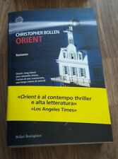 Orient - Bollen Christopher