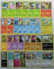 XY STEAM SIEGE - Complete Common Pokemon Cards Set