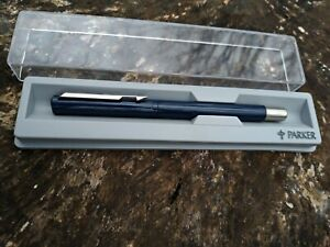 Parker Ink Cartridge Pen Dark Blue