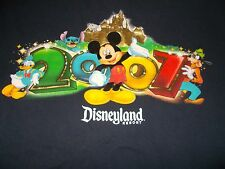 Disneyland Resort T-Shirt 2007 large Micky Mouse Disney