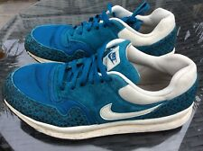 Men's Nike Air Safari Blue Trainers  Size Uk10/EU45