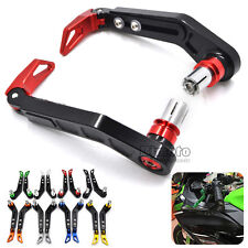 "Brake Clutch Lever Protector Guards 7/8"" Handlebar For Yamaha yzf R3 R1 R6 MT07"