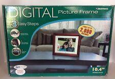 Smartparts SP104C 10.4-Inch Digital Picture Frame- No Remote