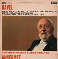 Ravel-Vinyl LP-Daphnis Et Chloe-Decca-LXT 5633-65-VG/VG