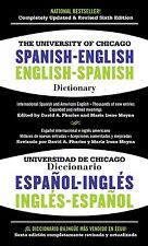 The University of Chicago Spanish-English Dictionary,6th Edition was $6.99