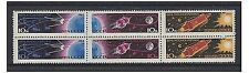 Space Russian & Soviet Union Stamp Blocks