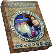 Asmodee Artificium Game - New in Shrink