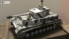 Torro 1 16 RC Panzer 4 Ausf.g Wintertarn Ir-battle 1110385906 2 Figuren