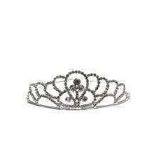 princesa cristal Corona Boda Tiara Joyería boda diadema Adulto & Dama De Honor