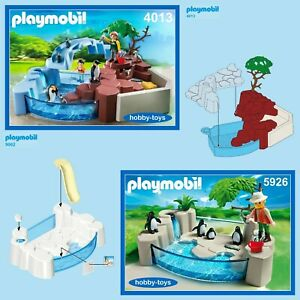 Playmobil Zoo * 4013 5926 9062 * Penguin Pool * Spares * SPARE PARTS SERVICE