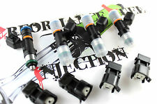 4 NEW 850cc BOSCH EV14 Fuel Injectors 02-08 MINI COOPER S R52 R53 1.6L