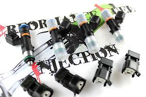 4 NEW 1000cc BOSCH EV14 Fuel Injectors 02-08 MINI COOPER S R52 R53 1.6L