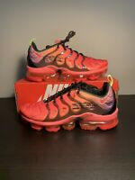 Nike Air VaporMax Plus Running Shoes Crimson Red CU4709-001 Mens Size 11