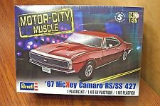 REVELL '67 NICKEY CAMARO RS/SS 427 MODEL KIT 1/25 SCALE