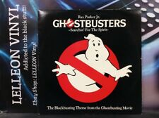 "Ray Parker Jr. Ghostbusters 12"" Single Vinyl ARIST12580 Film Pop 80's"