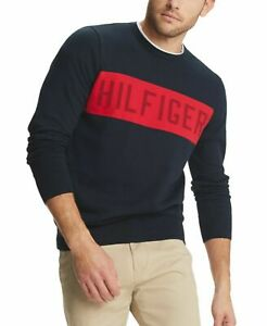 TOMMY HILFIGER Men's Paul Logo Sweater NEW NWT