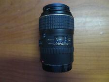 Tokina ATX Pro AF 100mm f/2.8 Obiettivo Macro (comp. Canon)