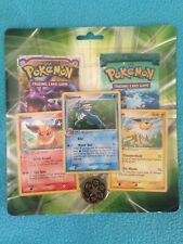 POKEMON EX SERIES BLISTER DRAGON FRONTIERS & POWER KEEPERS BOOSTER