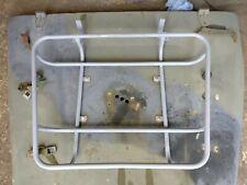 Land rover WMIK bonnet basket (in primer)