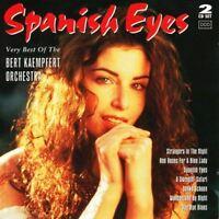 BERT KAEMPFERT ORCHESTRA the very best of - spanish eyes (2X CD, compilation)
