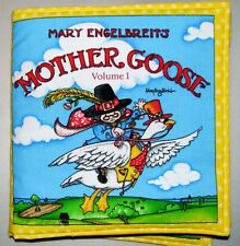 VIP Mother Goose Vol 1 Mary Engelbreits childrens story book fabric cotton