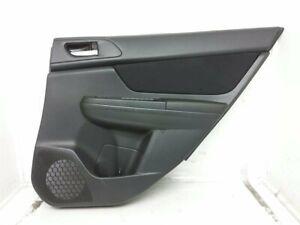 13 14 Subaru XV Crosstrek Rear Right Interior Door Trim Liner Panel 94222FJ101VH