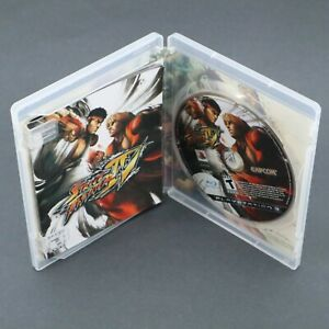 Street Fighter IV 4 (Sony PlayStation 3, 2009) PS3 CIB Complete w/ Manual