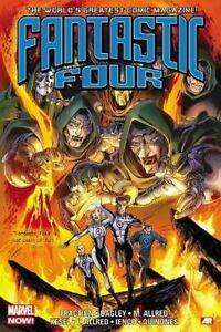 Fantastic Four by Matt Fraction Omnibus (Fantastic Four By Matt Fraction Omnibus