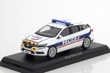 RENAULT MEGANE 4 ESTATE 2016 POLICE NATIONALE NOREV 517793 1/43 SW BREAK FRENCH