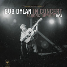 Bob Dylan-In Concert: Brandeis University-NEW VINYL LP-Pre Order 25th Aug