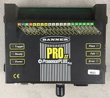 Banner Pro Ii Presence Plus Pro Controller