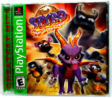 Spyro Year of the Dragon (PS1) Complete - Clean,Tested & Fast Shipping
