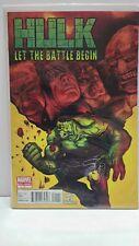 Marvel Comics Hulk: Let The Battle Begin #1 One-Shot * Snider, Kurth, & Hennessy