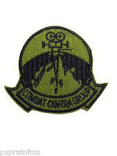 Patch Combat Camera Group Us Navy  Vietnam War