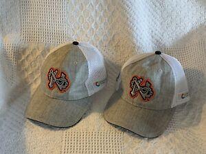 Norfolk Tides Baseball Hats-Anchor And Chain Logo-WAVY & Elizabeth River Tunnels