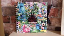 Personnalisé Disney Album Photo Scrapbook autographe LIVRE. Disneyland disneyworld