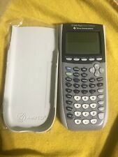 New ListingTexas Instruments Ti-84 Plus Silver Edition Graphing Calculator - Silver