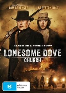 Lonesome Dove Church (DVD) NEW/SEALED