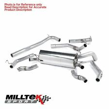 Ford Fiesta Mk6 ST 150 2005-2008 Milltek Free-flow Manifold Exhaust