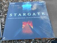 Stargate 1994 - deutsche LD Laserdisc - mit Kurt Russell und James Spader