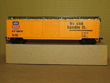 UNION PACIFIC UP, BOX CAR BY IHC/MEHANO IN HO SCALE AND IS FACTORY ORIGINAL NEW
