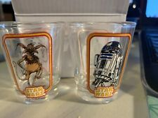 Shot Glasses Star Wars Smugglers Bounty R2-D2 Salacious Crumb Toothpick Holders