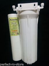 """Pre Filter Housing Superior Food Grade Quality size10"""" for/RO/UV/water"""