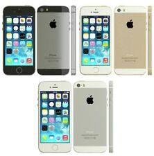 Apple iPhone 5s 16GB/32GB/64GB - Sbloccato SIM Gratis Smartphone-Oro/Argento/Grigio