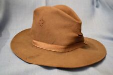 1904 Campaign Hat with Star Vent, ID'd