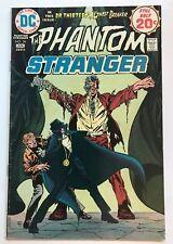 DC PHANTOM STRANGER #34 1/75 Comic Book