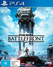 Star Wars: Battlefront PS4 Sony PlayStation New Sealed