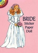 Bride Sticker Paper Doll (Dover Littl... by Steadman, Barbara Other printed item