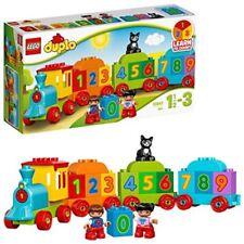 Lego Duplo Number Train Playset Baby Toddler Bricks Safe Wheel Educational Toys