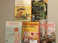 Lot Of 5 Mary Engelbreit Home Companion Magazine Paper Dolls 1998 2002 2003 2008